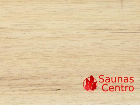 madera ayous en saunas a medida