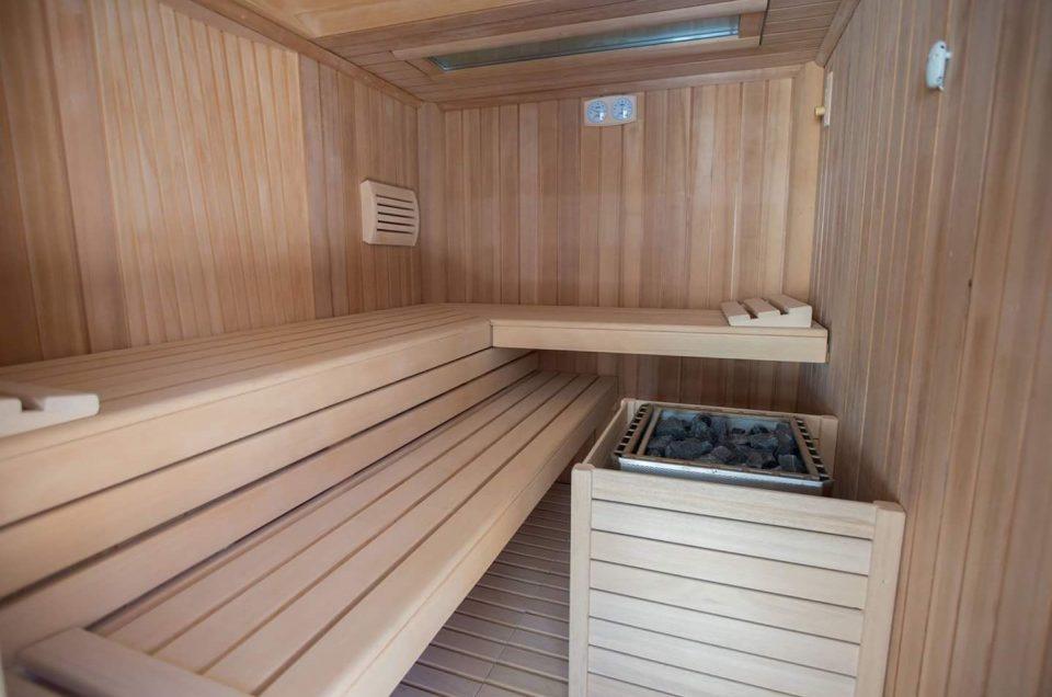 sauna en toledo