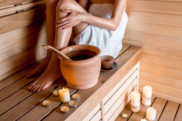 Consejos y pasos para tomar una sauna de una forma segura ...
