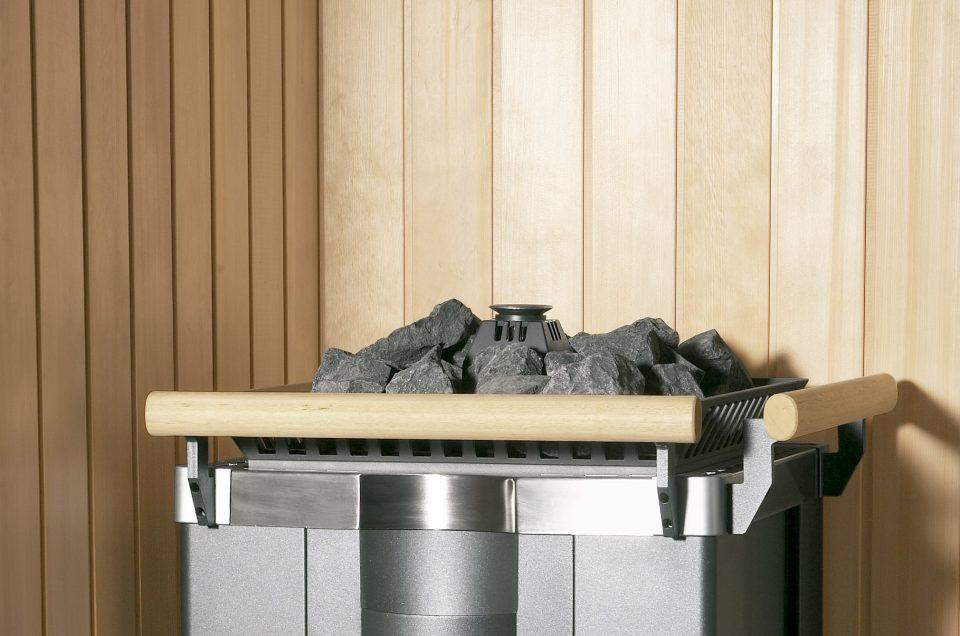 calefactor electrico para sauna