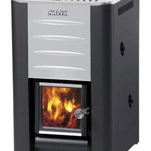 calefactor de leña para sauna