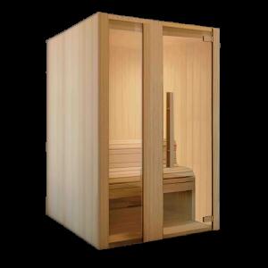 sauna modular tipo 1 saunascentro