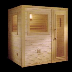 sauna modelo ajofrin