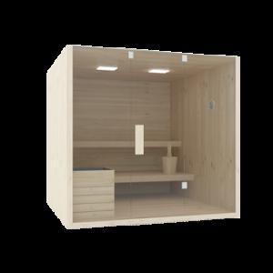 sauna de interior orgaz