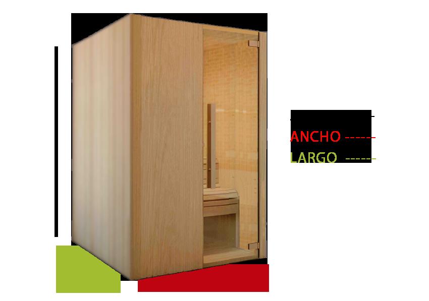 Presupuesto de sauna online saunascentro fabricaci n - Saunas a medida ...