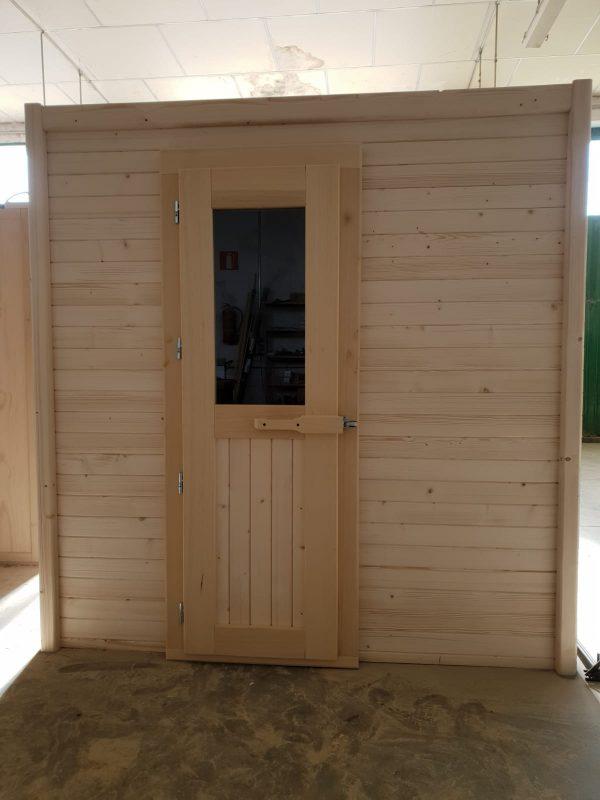 sauna en oferta